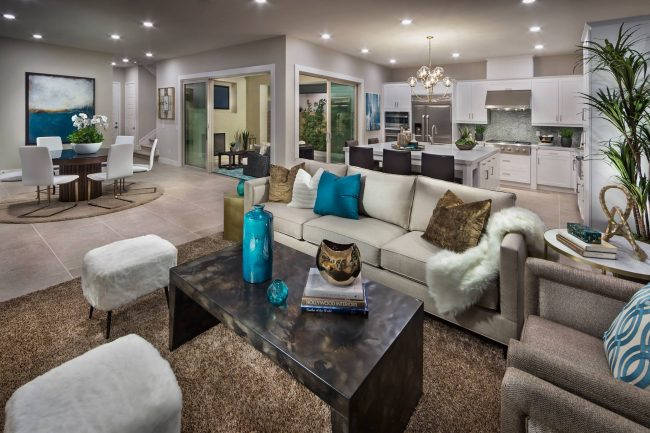 Lennar becomes first builder to offer wi fi certified for Smart house interior design