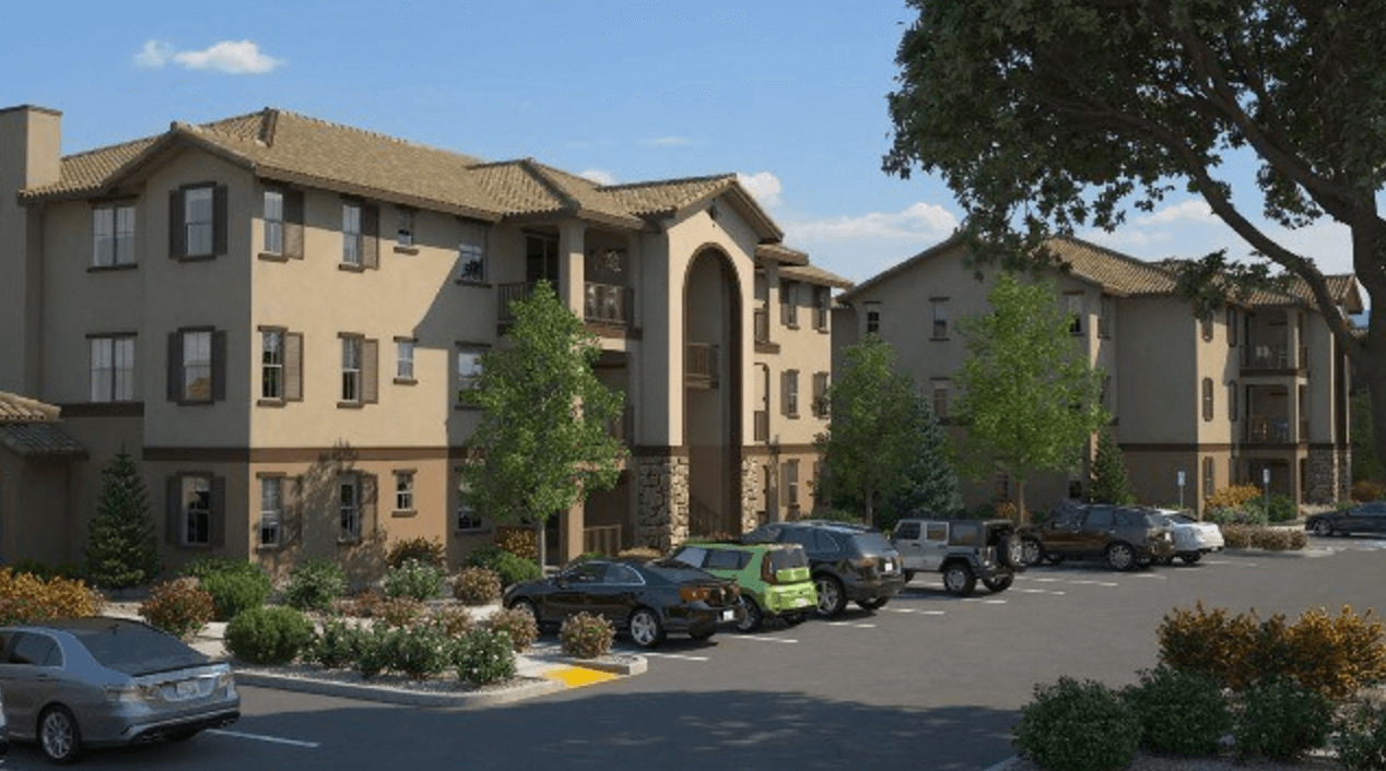 Fifty units at the Villas at Keystone Canyon will have Parakeet home automation systems installed.