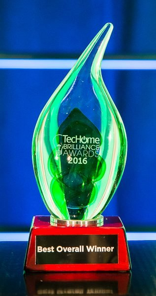Each Brilliance Award winner will receive a handsome trophy.